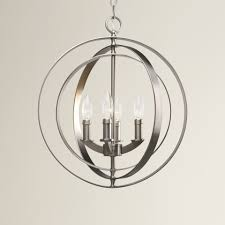 Ballard Designs Orb Chandelier Orb Chandelier For Entryway Large Rustic Chandeliers With Ci