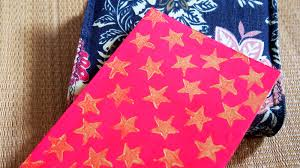 Decorate Notebook Cover with DIY Stamp – Tueymeaw s Blog