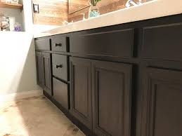 gel paint for cabinets how to paint cabinets with gel stain diy perfectly inspired