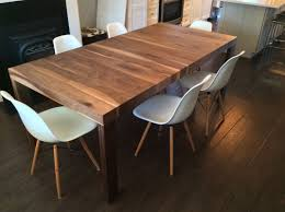 Dining Room Wood Table by Amos Wood Dining
