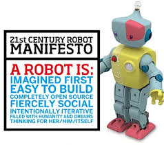 21st century robot