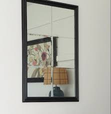 Pottery Barn Beveled Mirror Two Takes On A Pottery Barn Knock Off Mirror