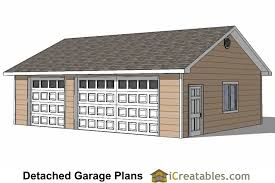 Shop Plans With Loft by Contemporary 3 Car Garage Plans With Attic For Decor