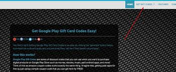play gift card code generator trick how to get play coupon for free updated 2017