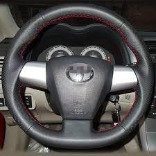 toyota rav4 steering wheel cover steering wheel cover for toyota corolla 2011 rav4 2012