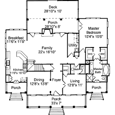 main floor master bedroom house plans traditional style house plan 3 beds 3 00 baths 2500 sq ft plan