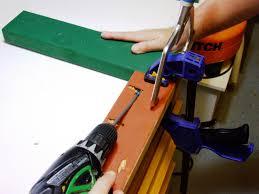 how to build a semi circular wooden bench how tos diy