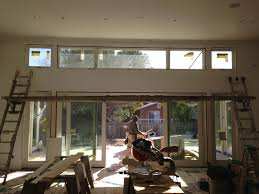 Sliding Door Awning Contemporary Marvin Window And Door Projects In Marin County Ot