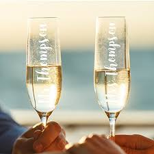 fleur de lis chagne flutes toasting gles wedding wedding photography