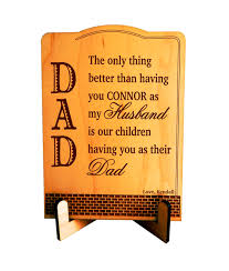 personalized fathers day gifts husband gifts gift for husband personalized fathers day gift