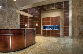 Wall Aquarium by Fish Tank Ideas For Your Office Glass Fish Tanks