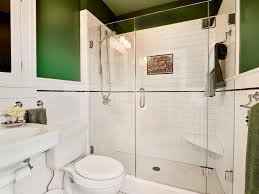 bathroom cool remodeling ideas for small full size white tile multicolored floors small traditional bathroom idea pedestal sink green walls