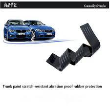 protection si e arri e voiture auto style de voiture arrière pare chocs éraflures de protection