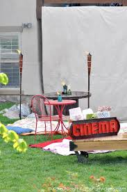 Backyard Movie Party by 232 Best Movie Night Images On Pinterest Outdoor Movie Nights