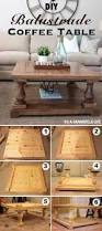 Living Room Table Decor by 15 Creative Diy Coffee Table Ideas You Can Build Yourself Homelovr