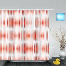 unique home decor canada shower curtains geometric shower curtain bathroom design