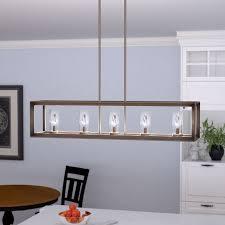 glass kitchen island three posts coxsackie 5 light glass shade kitchen island pendant