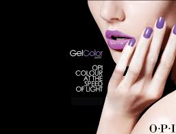 rainbow nails o p i led gelcolor collection next generation of
