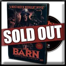 Barn Movie The Barn Dvd U2013 The Barn Merch Store