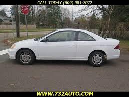 honda civic lx 2002 2002 honda civic lx 2dr coupe in hamilton nj absolute auto