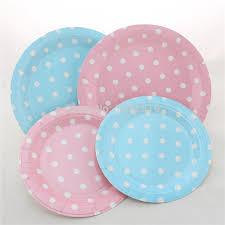 wedding party plates wholesale 2400pcs polka dot paper plates7 inch 6 colors wedding