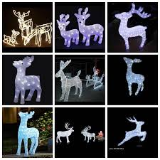 Outdoor Christmas Decorations Swans by Cheap Customze Led 3d Acrylic Swan Outdoor Christmas Decoration