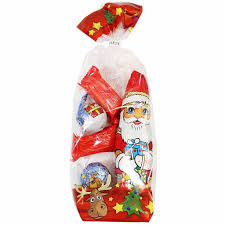 wawi chocolate santa and ornaments 4 4 oz 125g