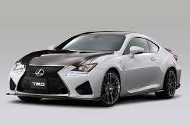 lexus coupe black trd japan serves up their lexus rc f circuit club sport parts