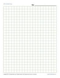 blank grid worksheet printable graph paper 3 8 inch grid free blank template