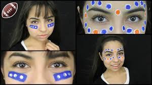 football face paint ideas youtube