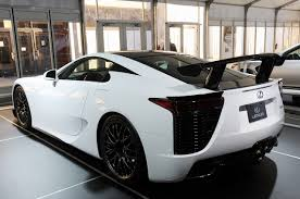 lexus supercar hybrid lexus lfa news and information autoblog