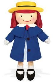 madeline 16 soft doll toys
