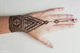 die besten henna tipps u0026 ein native tribal design