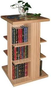 home styling with revolving bookcase u2013 home decor