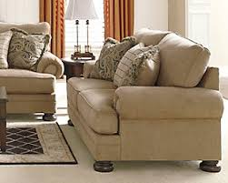 Beige Sofa And Loveseat Loveseats Ashley Furniture Homestore