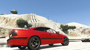 opel calibra tuning opel calibra gt add on replace tuning vehicules pour gta v