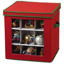 Christmas Ornament Storage On Wheels by Seasonal Storage Walmart Com