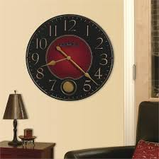 Decorative Wall Clocks For Living Room 98 Best Wall Clocks Images On Pinterest Wall Clocks Large Wall