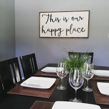 endearing dining room wall art and best 25 dining room quotes