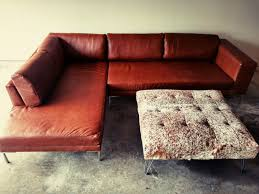 Saddle Brown Leather Sofa Buy Custom Gr Leather Sofa Chaise Sectional We Offer A Variety Of