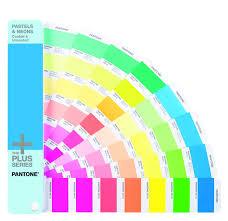 Pantones by Pantone Pastel Neons Chip Book Gb1504 Amazon Com