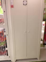 Ikea Aneboda Dresser Slides by Hensvik Wardrobe 29 1 2 X 18 7 8 X 68 1 2