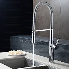 Kitchen Faucets High End by One Handle Chrome High End Kitchen Faucets