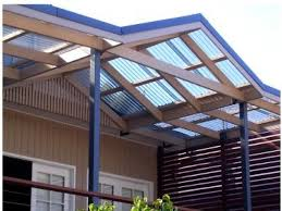Polycarbonate Sheets Lowes patio covering options polycarbonate roof over deck polycarbonate