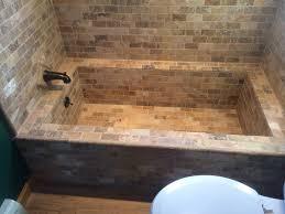 bathtubs mesmerizing bathtub tile kit everstrong 141 how to tile