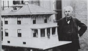 thomas edison u0027s concrete houses disinformation