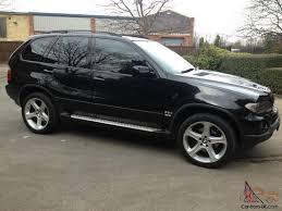 Bmw X5 Facelift - 2004 bmw x5 sport d auto black facelift bargain hpi clear p x