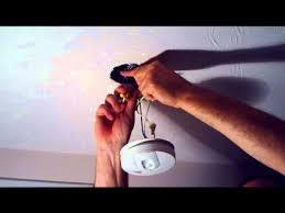 kidde silhouette smoke alarm installation video youtube