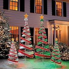 christmas decorations for outside 25 top outdoor christmas decorations on outdoor