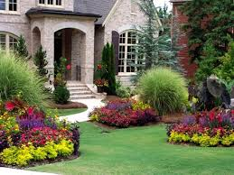 front house planting ideas